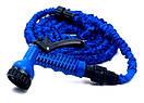 Растяжной чудо шланг для полива с распылителем   X-hose 30 метров (100 fut) (Реплика), фото 4