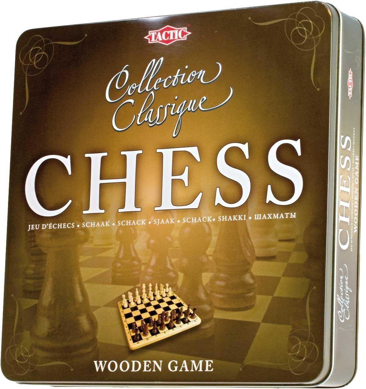 Настольная игра Tactic Шахматы (Chess) (14001)