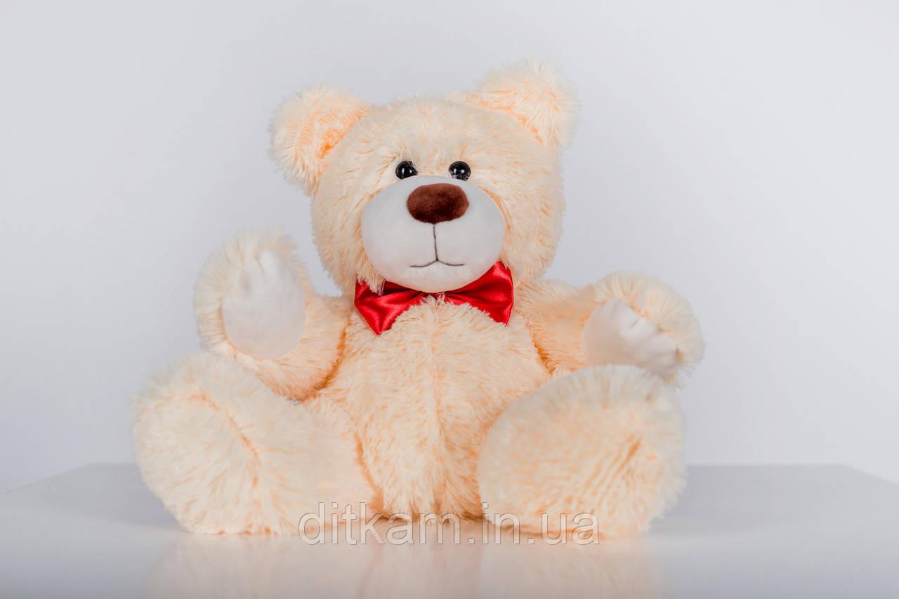 Мягкая игрушка Медведь Рональд (35см)Персиковый