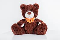 Мягкая игрушка Медведь Рональд (35см)Шоколадный