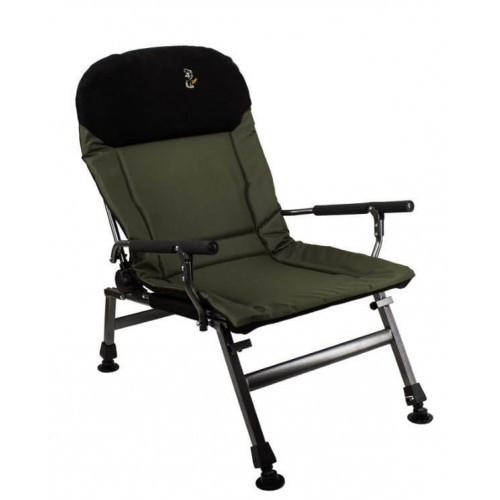 Кресло карповое M-Elektrostatyk FK5 усиленное