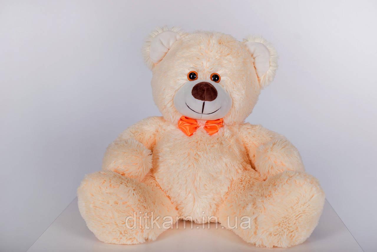 Мягкая игрушка Медведь Джеймс (65см)Персиковый