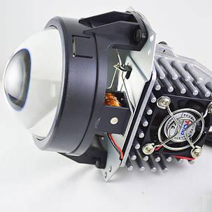 Автомобильные Led билинзы SLB-LED, 3000 Люмен, 3 дюйма, фото 2