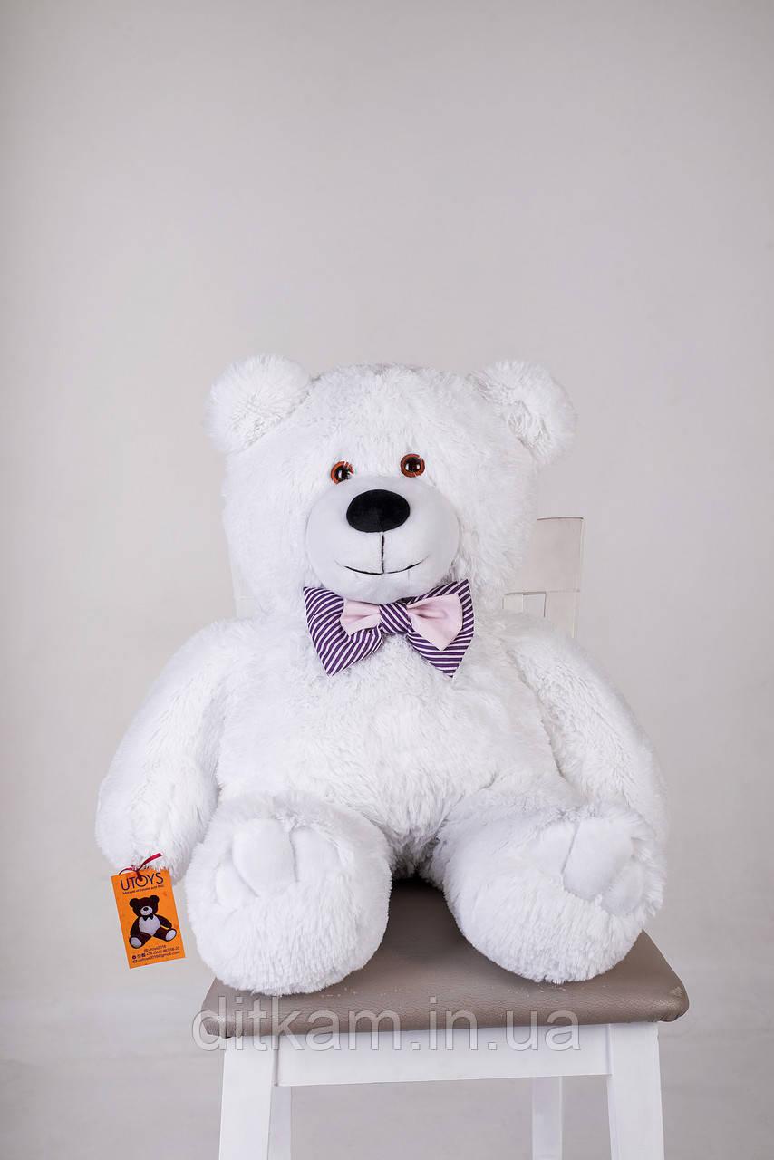 Мягкая игрушка Медведь Джимми (90см)Белый