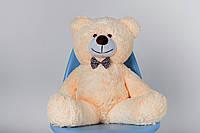 Мягкая игрушка Медведь Джимми (90см)Персиковый