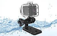 Мини экшен камера видеорегистратор SQ12, фото 1