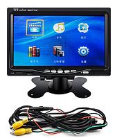 """Автомобильный Монитор 7"""" дюймов с USB МР5. В с/х технику, Спецтехнику, грузовые авто"""