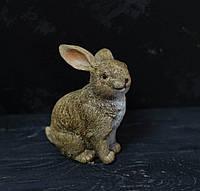 Заяц керамический натур-2, фото 1