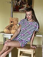 Пижама хлопковая