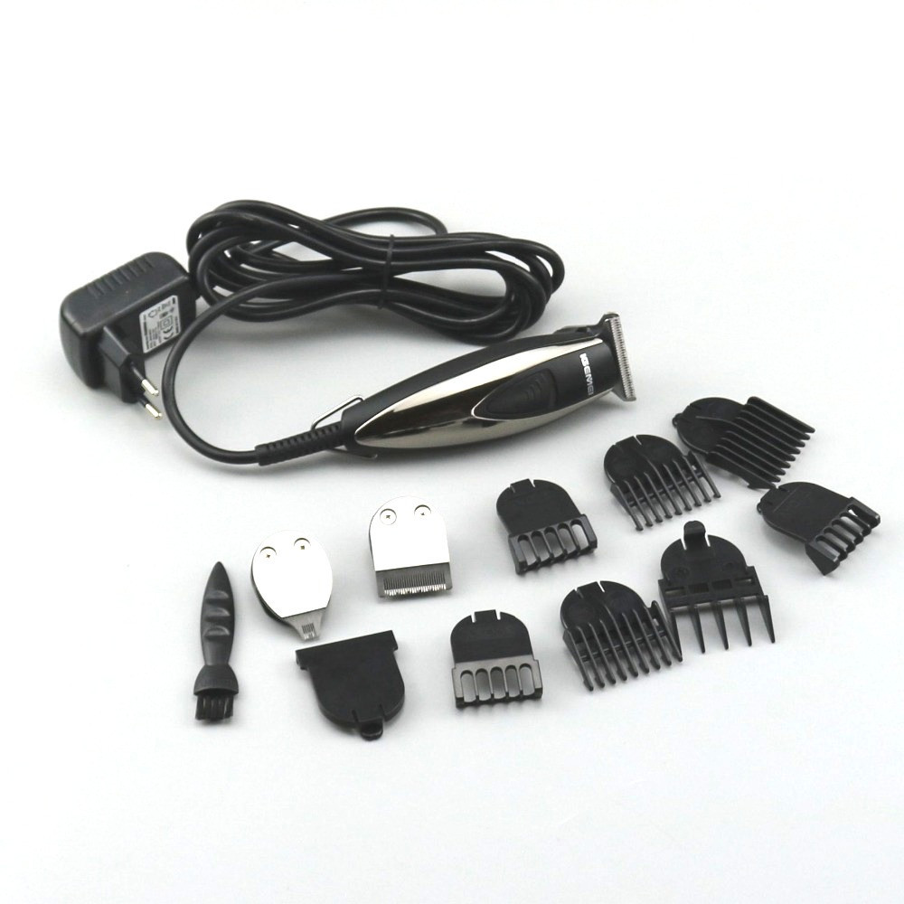 Машинка Gemei GM-830 для барберов Профессиональная Машинки для стрижки и триммеры