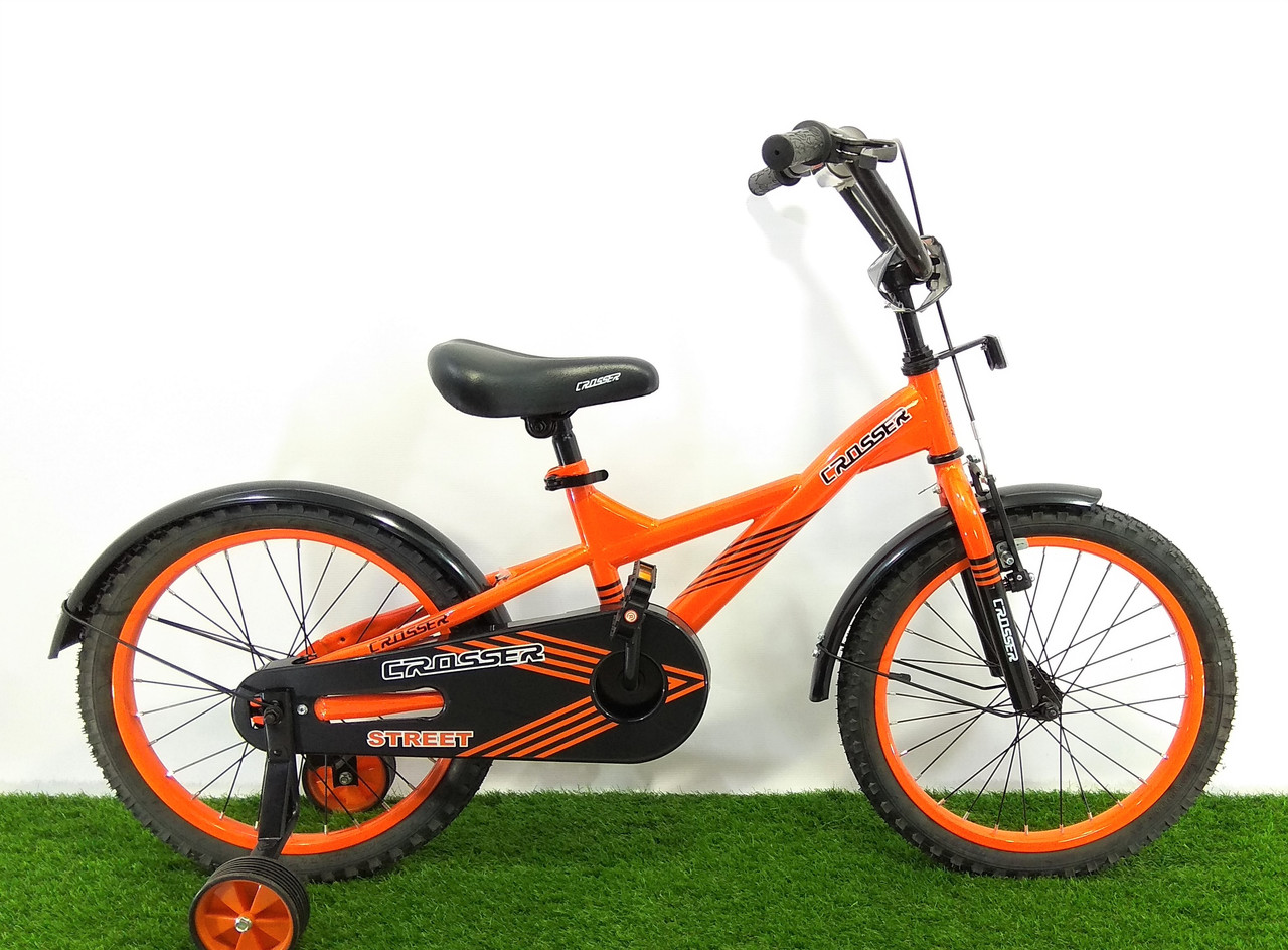 """Детский велосипед Crosser Street 18"""""""