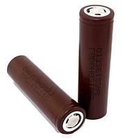 Аккумулятор LG HG2 18650 (3000mAh, 20A) реальная емкость