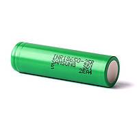 Аккумулятор Samsung INR18650-25R 2500 mAh Li-Ion