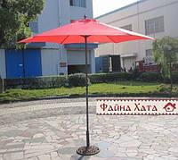 Зонт садовый, пляжный FNGB-02 кораловый