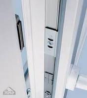 Магнітна защіпка (тиха!!!) на балконі двері