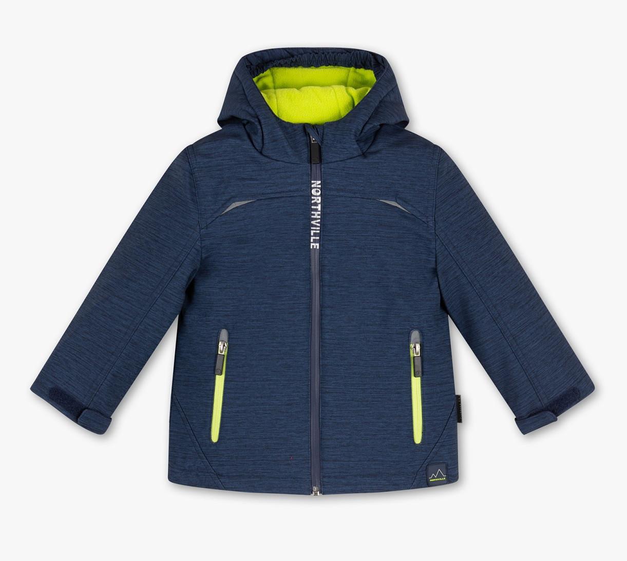 Демисезонная куртка софтшелл на мальчика C&A Германия Размер 128