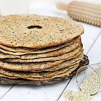 Линия шведского хрустящего хлеба 100 кг/ч Dell'Oro
