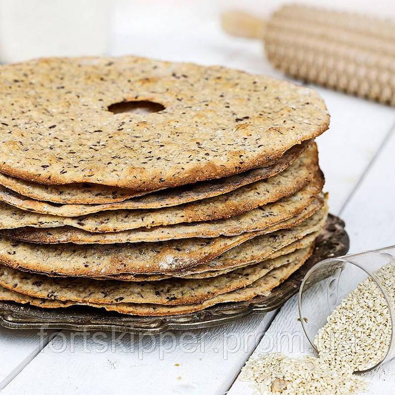 Линия шведского хрустящего хлеба 100 кг/ч Dell'Oro  - Промышленное оборудование и технологии для бизнеса в Киеве