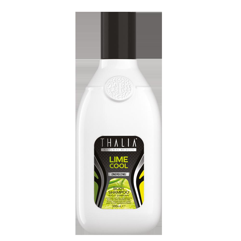 Чоловічий гель для душу Akten Cosmetics Thalia Lime Cool 300 мл (3602001)