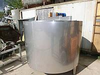 Емкость нержавеющая, объем 2,5 куб.м., фото 1