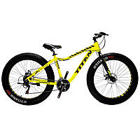 "Велосипед Фэтбайк Titan - Crossover 26 "" ( Алюминиевая рама ), фото 1"