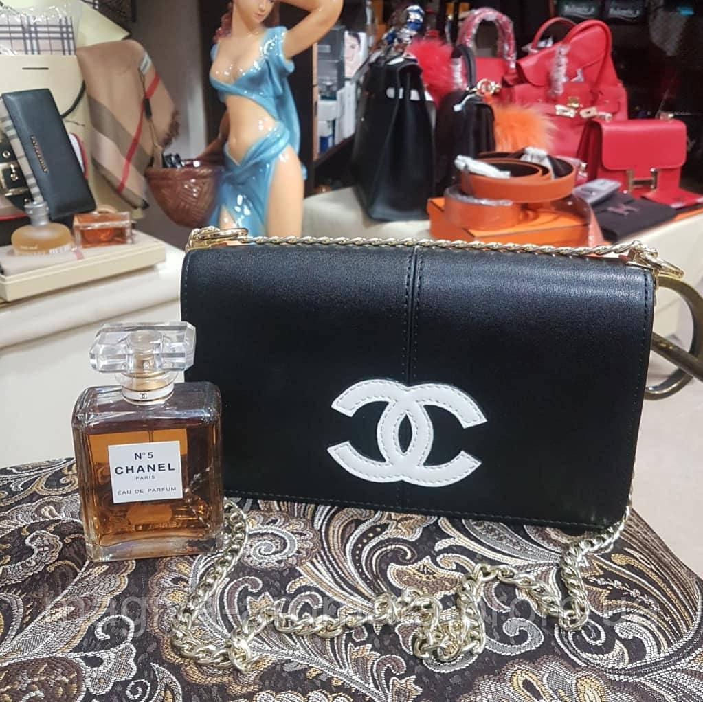 244627fe8f00 Женская кожаная сумка Шанель. Кожаный клатч Chanel: продажа, цена в ...