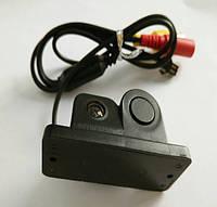 Камера автомобильная с датчиком парковки 3в1. Видео Сенсор 3089