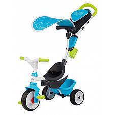 Велосипед триколісний 3 в 1 Baby Balade Smoby 741200, фото 3