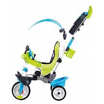 Велосипед триколісний 3 в 1 Baby Balade Smoby 741200, фото 2