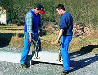 Укладка бордюра - работа, без которой не обходится ни один проект по благоустройству дорожного покрытия.