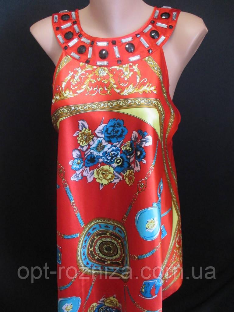 Платья из атласа на лето для женщин.