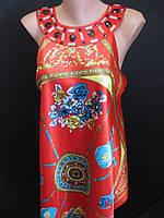 Платья из атласа на лето для женщин., фото 1