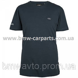 Мужская футболка Land Rover Men's Oval Badge T-shirt, Navy