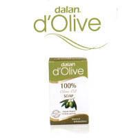 Мыло DALAN «d'Olive» 100%  из оливкового масла 150 г