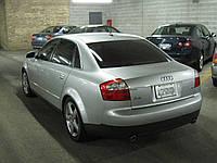 Продам крыло левое/правое на Ауди А4(Audi A4)2003