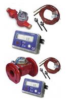 Теплосчетчики LQM-lll, Ду25, муфтовые
