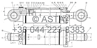 ЦИЛИНДР НАКЛОНА III - CF200X90/550EE
