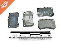 Колодки тормозные Mazda 323 с89-98г.в. перед. (Bosch)