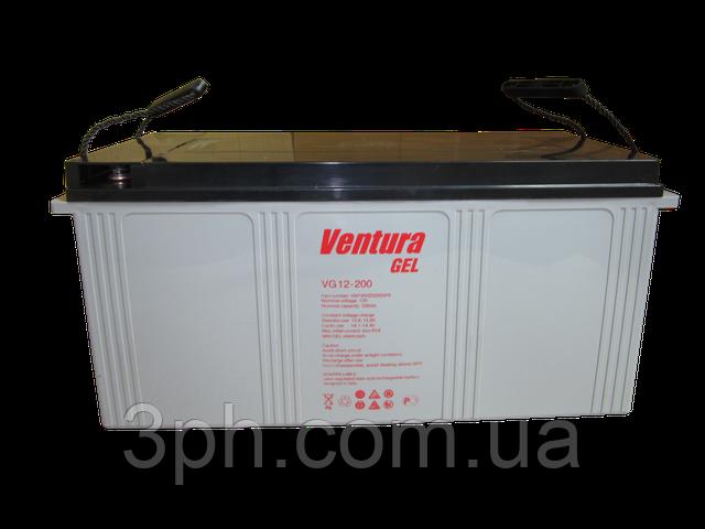 Ventura VG 12 - 200 Аккумулятор
