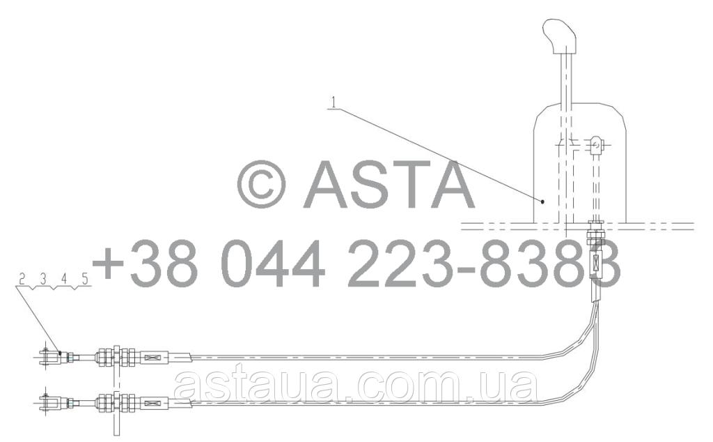 СИСТЕМА УПРАВЛЕНИЯ - Z50E1002T38 - LJ135B-1-L2100