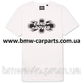 Мужская футболка Land Rover Men's Union Flag Graphic T-shirt