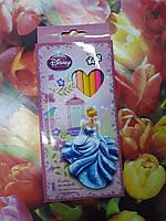 Карандаши цветные Kite Disney Princess