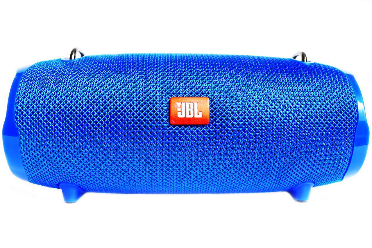 Bluetooth стерео колонка JBL XTREME 2 MINI c USB, Bluetooth либо AUX Синяя