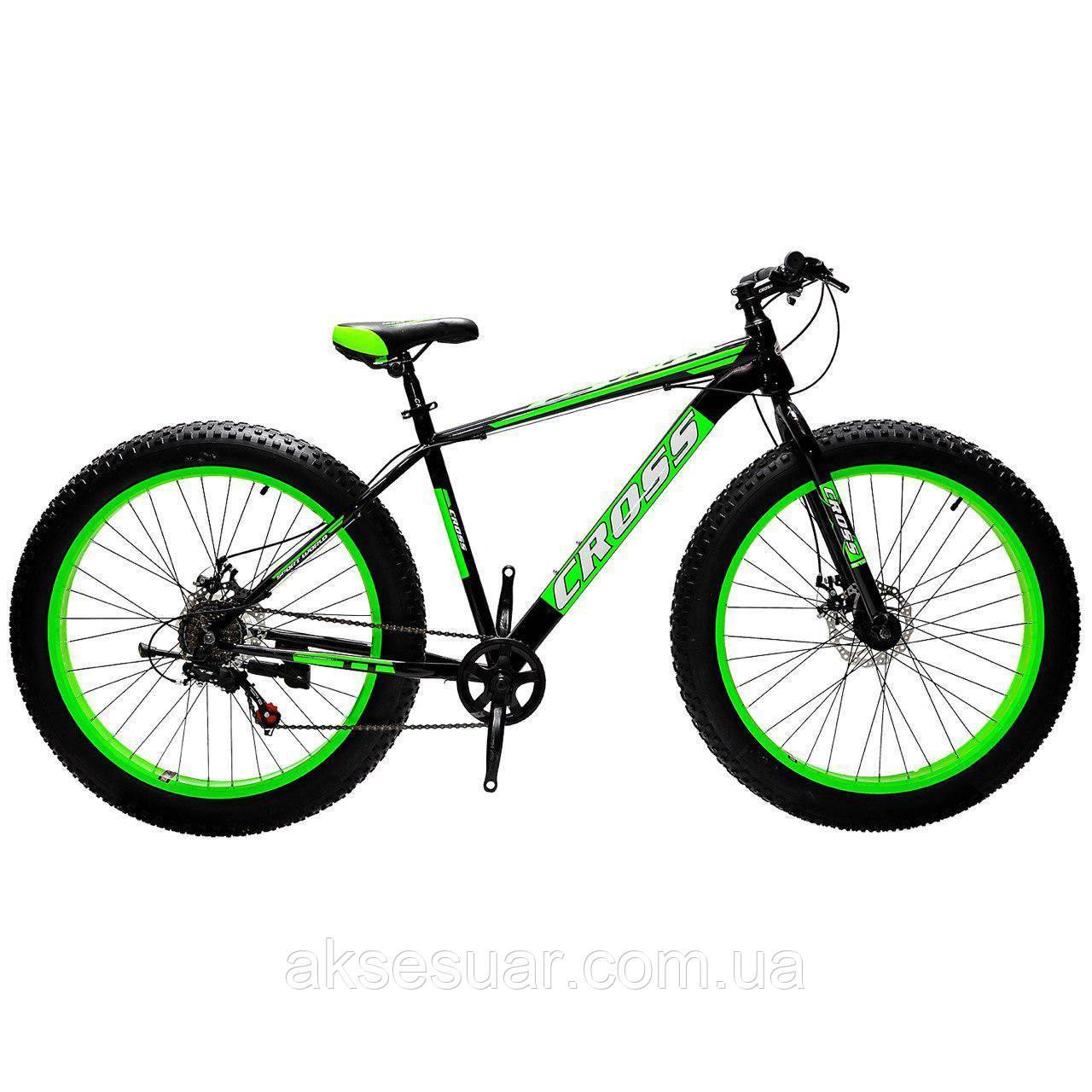 Велосипед Фэтбайк Сross-Tank 26, фото 1