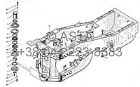 ЗАДНЕЕ ШАССИ - Z50E12T46, фото 1