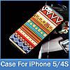 Пластиковый чехол AZTEC для iPhone 4, 4s, фото 3