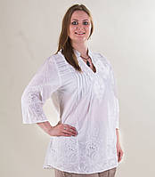 Блуза туника женская Тая, 54-56 р., опт 320 грн.