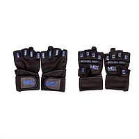 Перчатки в зал для фитнеса MEX Nutrition Gel Grip Gloves M