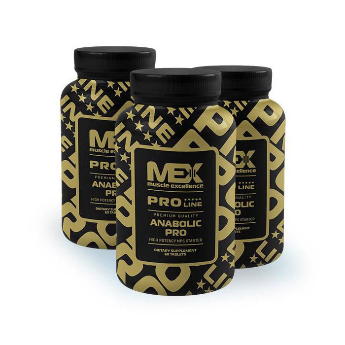 Тестостероновый бустер MEX Nutrition Anabolic Pro (60 табс) мекс нутришн анаболик про