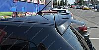 Спойлер Nissan Qashqai (спойлер на заднюю дверь Ниссана Кашкай)